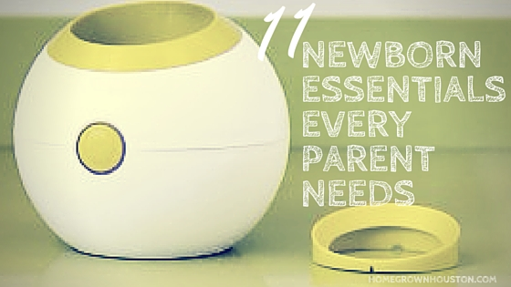 Newborn Essentials Every Parent Needs