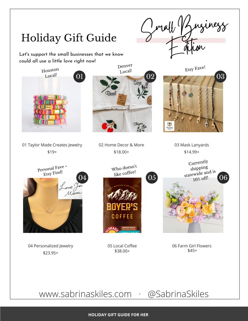 holiday-gift-guide-small-business-saturday-sabrina-skiles-blog