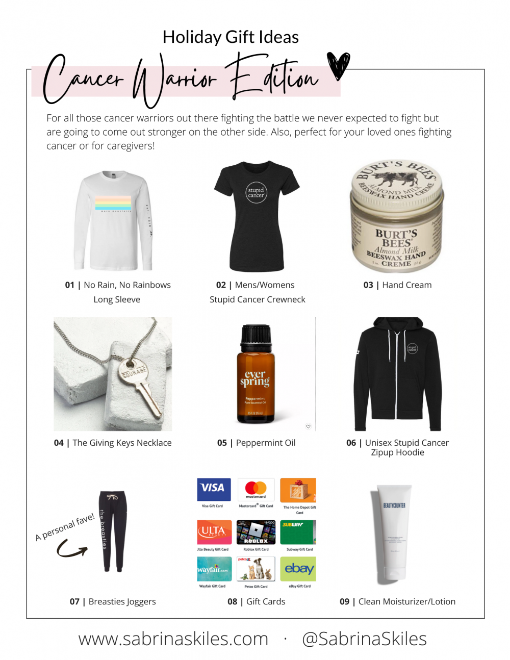 holiday-gift-guide-cancer-warrior-edition-what-to-give-someone-with-cancer-sabrina-skiles