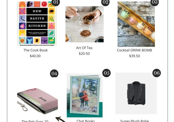 holiday gift guides for her and him