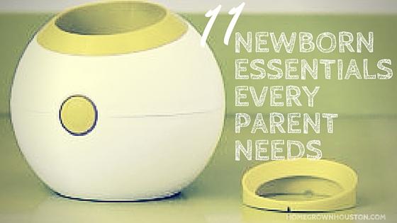 Newborn Essentials Every Parent Needs