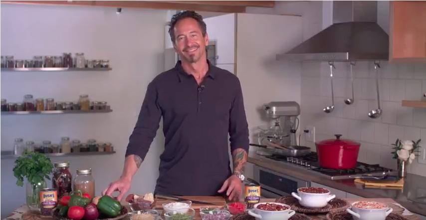 Chef Jeffrey Saad Talks Chili Choices with Sabrina Skiles