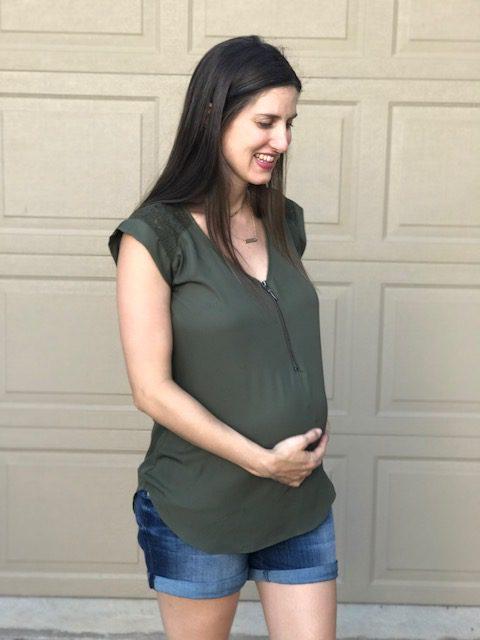 non-maternity-shirts-olive-grreen-kohls